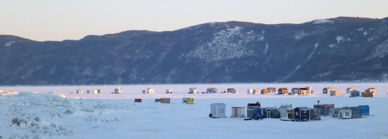 Réaction de l'Association des Pêcheurs Sportifs du Québec (APSQ) suite à la tarification de la pêche sous glace à Sainte-Rose-du-Nord.