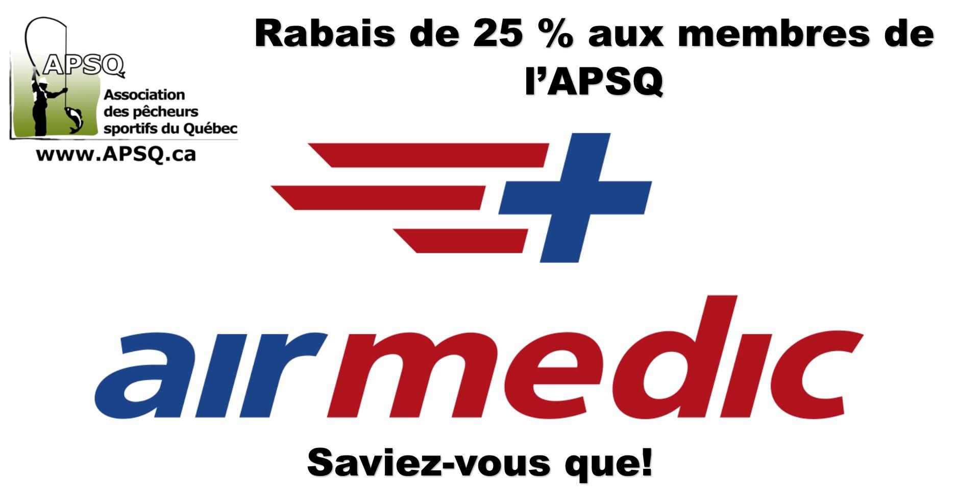 Airmedic, pas seulement pour les sauvetages en territoires sauvages
